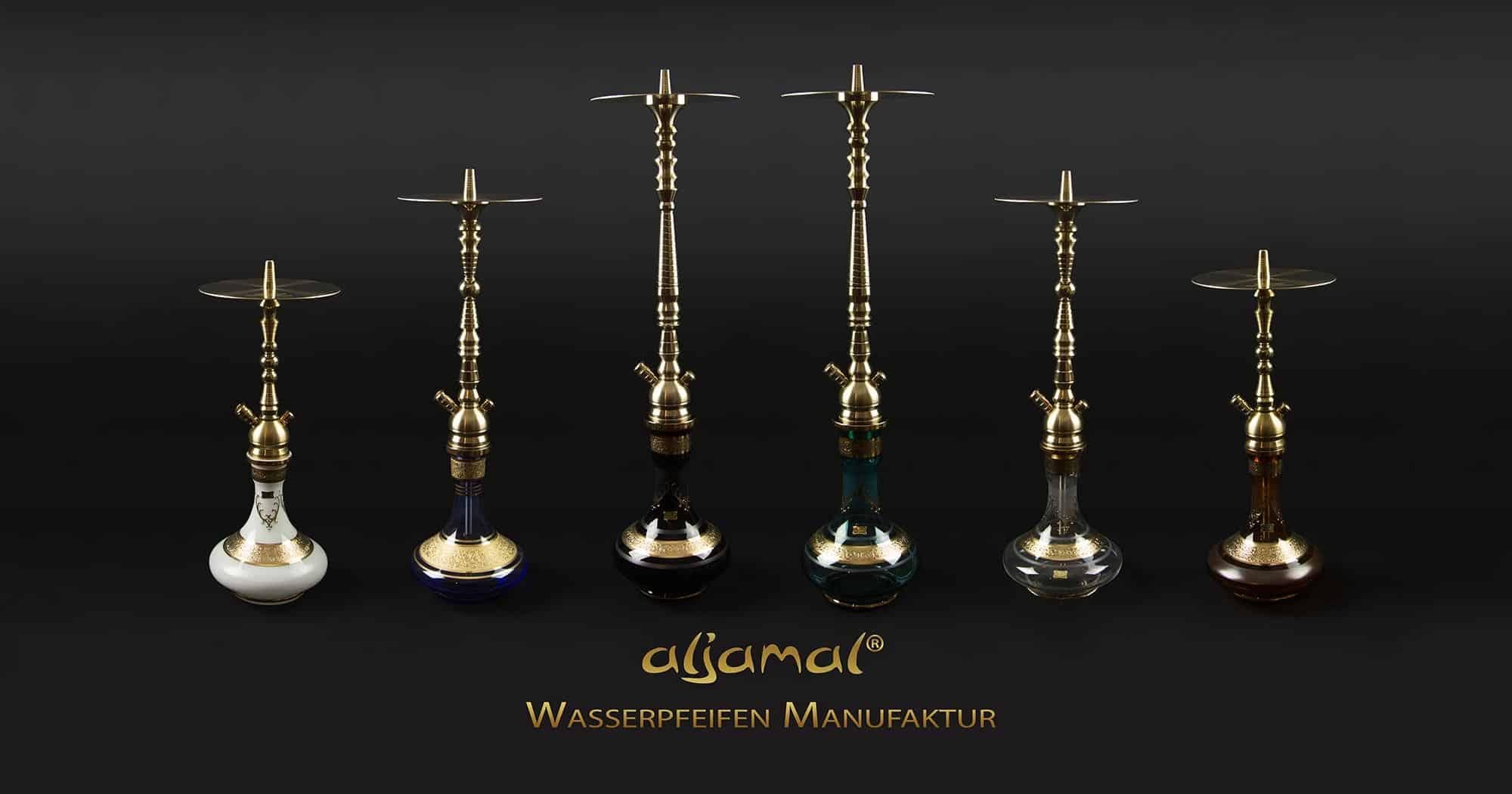 aljamal Wasserpfeifen